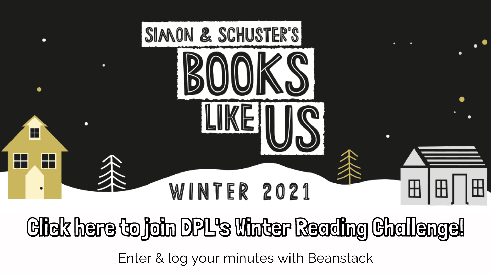 Winter Reading Challenge 2021